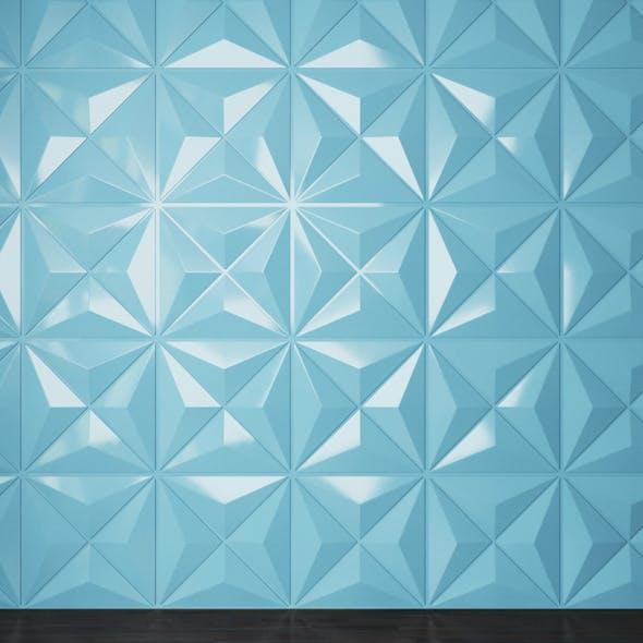 3d Panels Diamond - 3DOcean Item for Sale