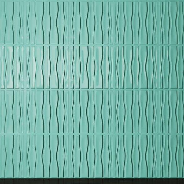 3d Panels Flows - 3DOcean Item for Sale