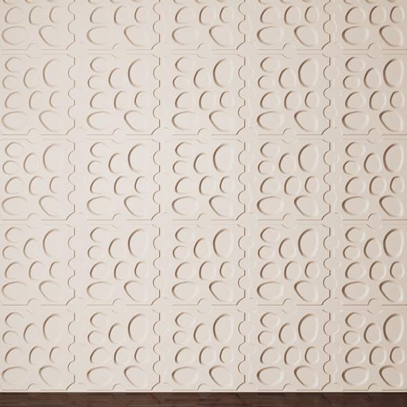 3D Panels Pebbles - 3DOcean Item for Sale