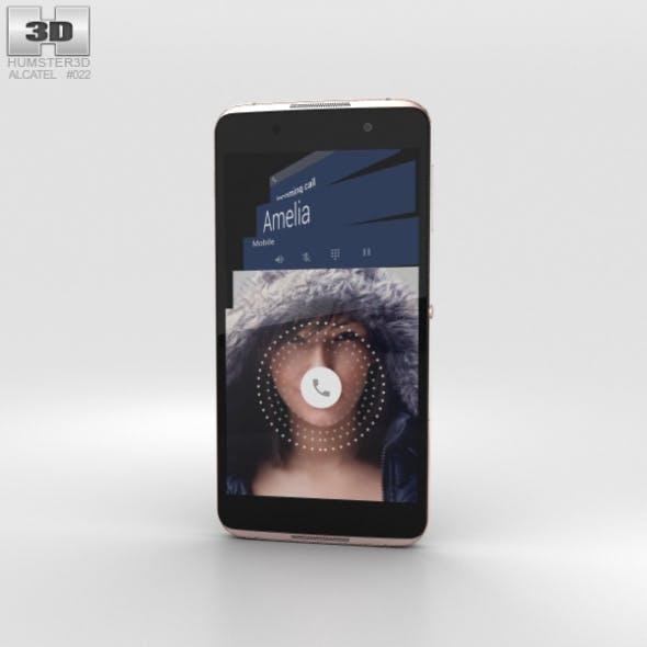Alcatel Idol 4 Rose Gold - 3DOcean Item for Sale