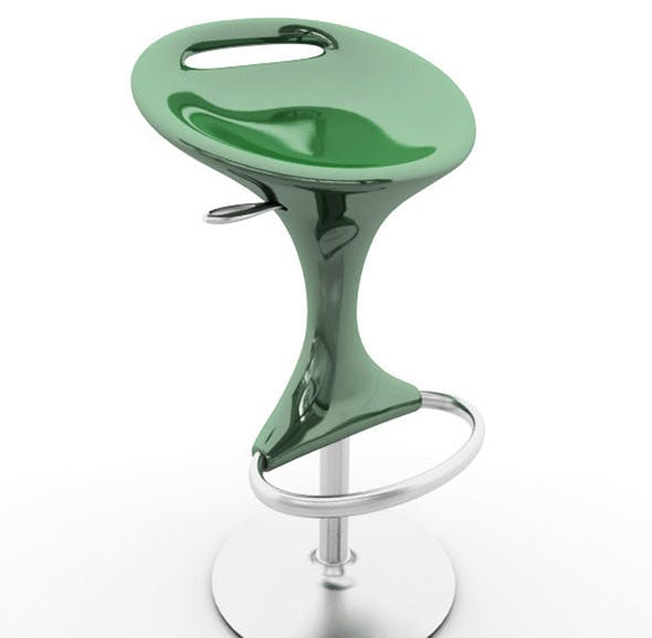 bontempi casa discovery barstool - 3DOcean Item for Sale