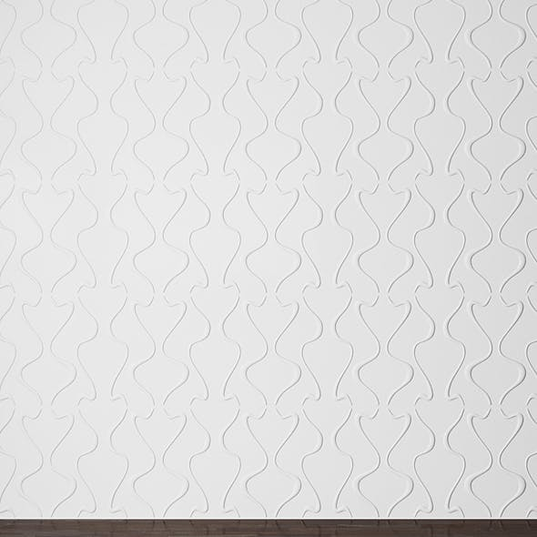 3D Panels Malm - 3DOcean Item for Sale