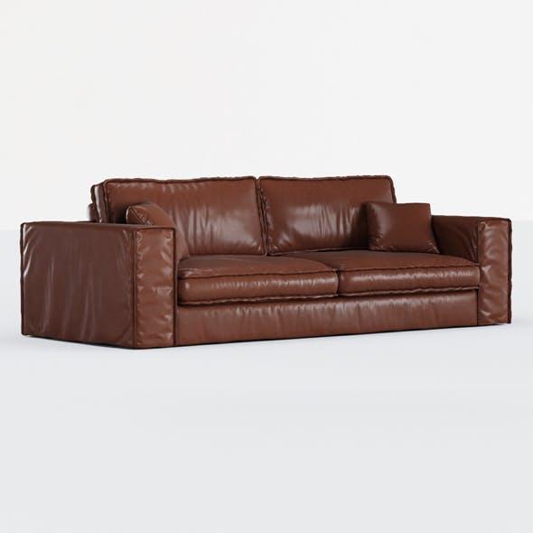 Alberta Santorini Sofa - 3DOcean Item for Sale