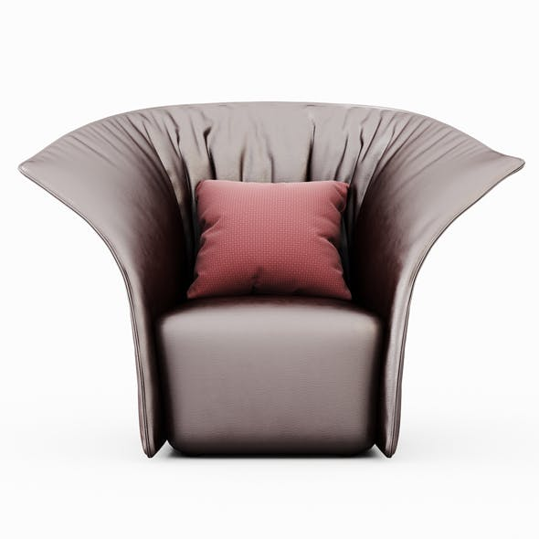 Armchair Artichoke - 3DOcean Item for Sale