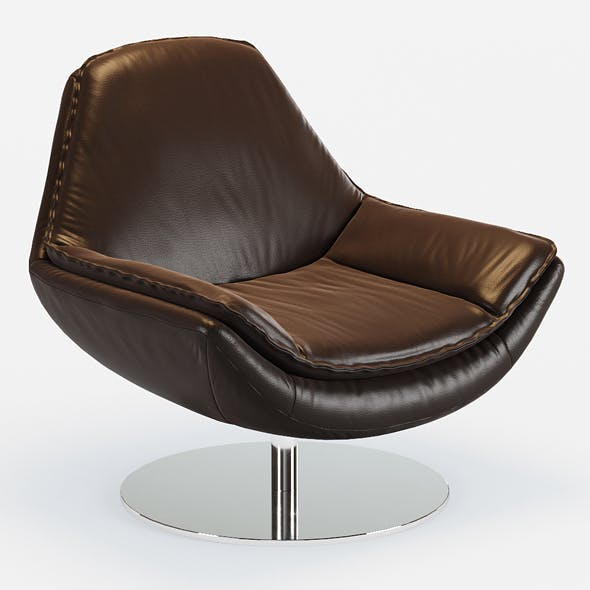 Armchair Dani Tommym - 3DOcean Item for Sale