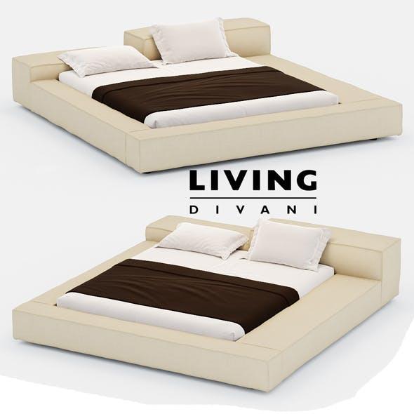 Bed Extrasoft - 3DOcean Item for Sale