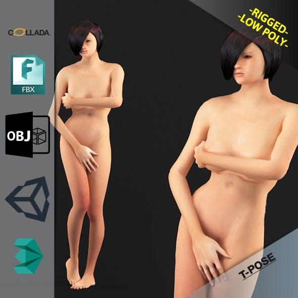 Naked Girl 5
