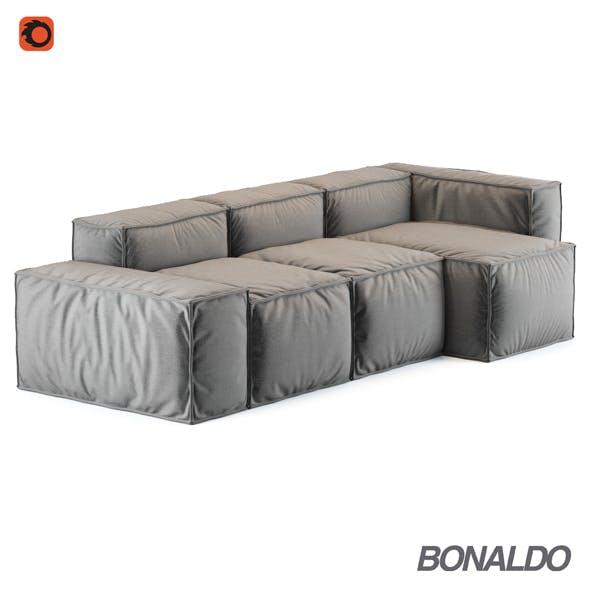 Bonaldo Peanut sofa - 3DOcean Item for Sale
