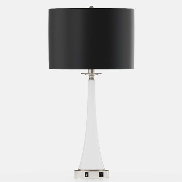 Excelsior Table Lamp - 3DOcean Item for Sale