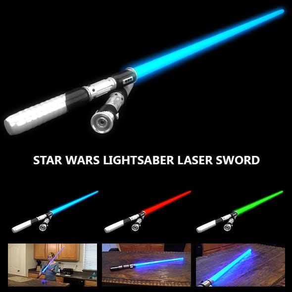 Star Wars Lightsaber Laser Sword