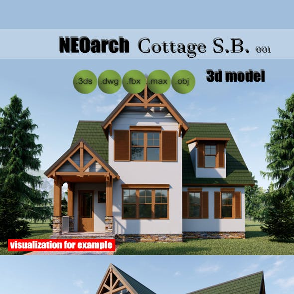 NEOarch Cottage SB 001
