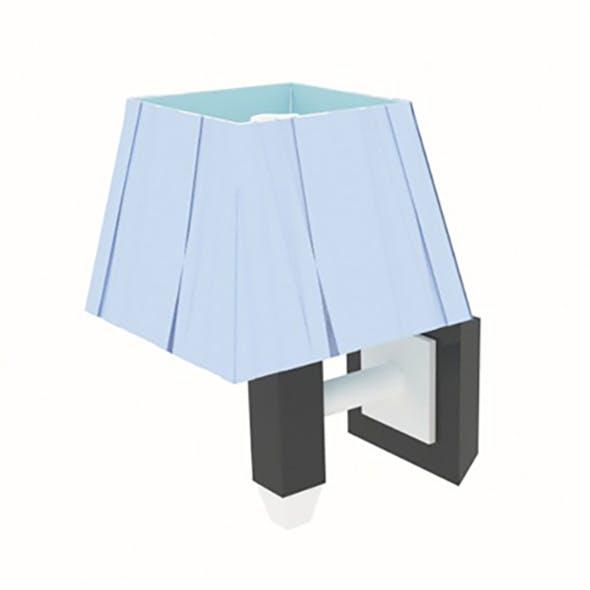 sconce - 3DOcean Item for Sale
