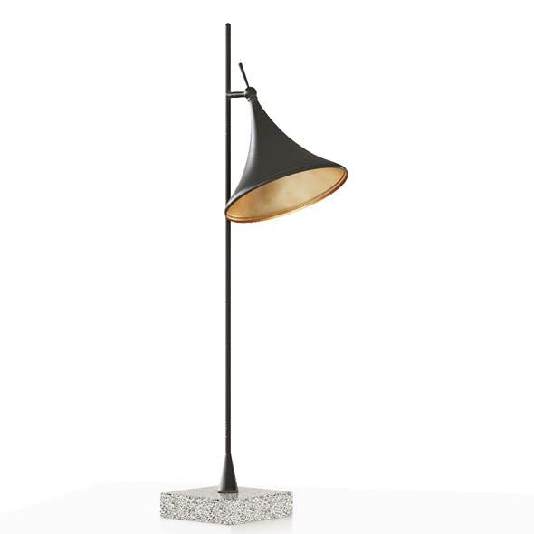 Graham Table Lamp - 3DOcean Item for Sale