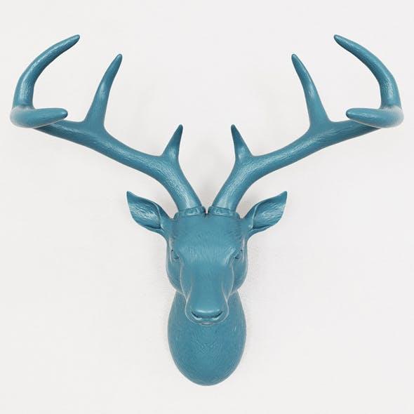 Kare Design Deko Kopf Deer