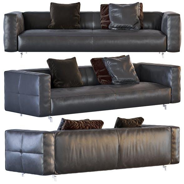 Sofa Cortina - 3DOcean Item for Sale