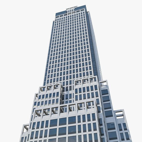 High-rise Office Building 01 - 3DOcean Item for Sale