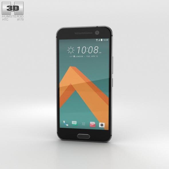 HTC 10 Carbon Gray - 3DOcean Item for Sale