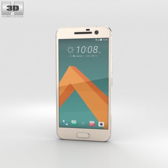 HTC 10 Topaz Gold - 3DOcean Item for Sale