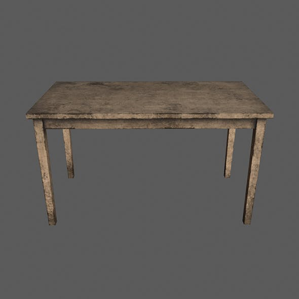 Wooden_Table