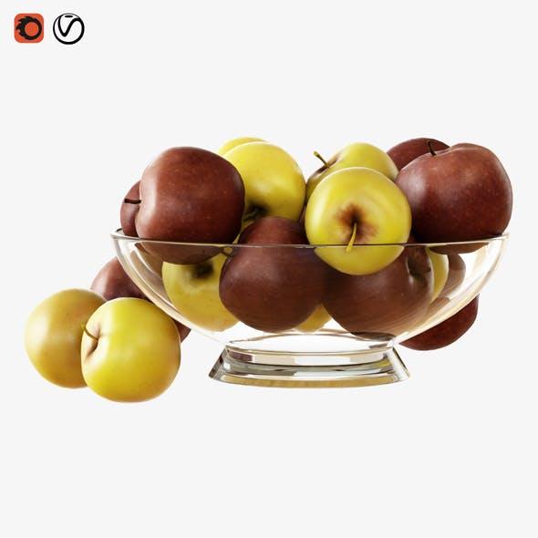 Apples in a Vase