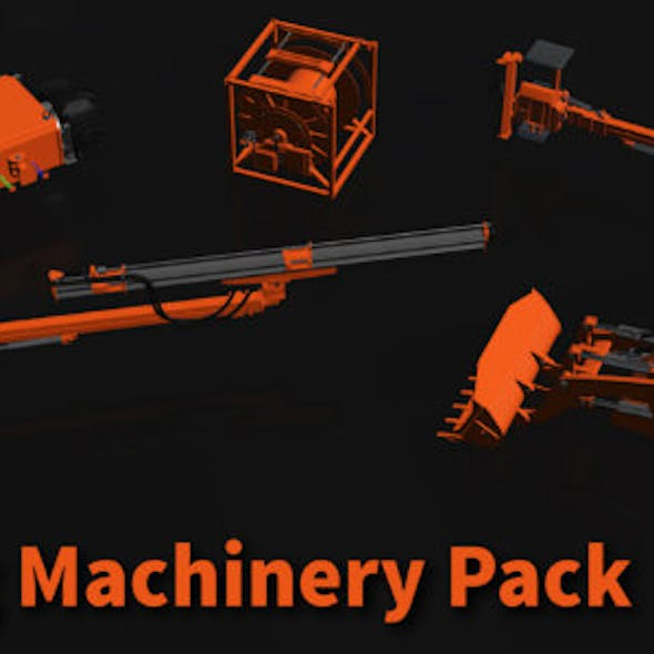 Drilling Machinery Pack