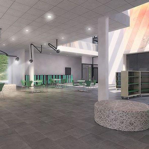 Public Hall Interior 01