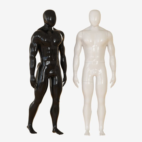 Mannequin - 3DOcean Item for Sale