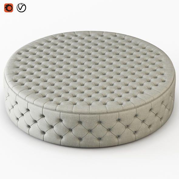 Pouf Allegri - 3DOcean Item for Sale