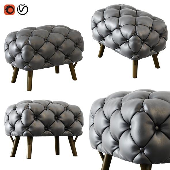 Pouf Pouff - 3DOcean Item for Sale