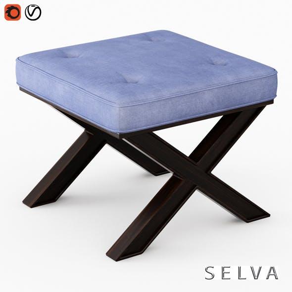 Pouf Sgabello - 3DOcean Item for Sale