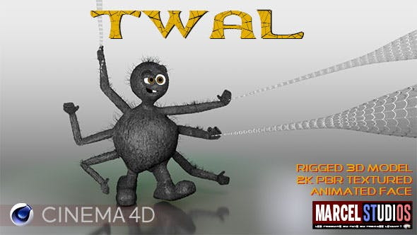 TWAL - 3DOcean Item for Sale