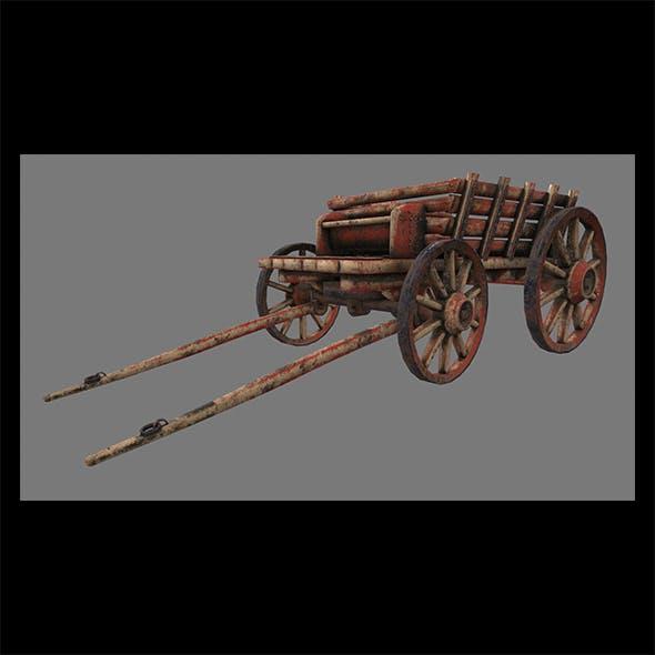 Wooden_Cart