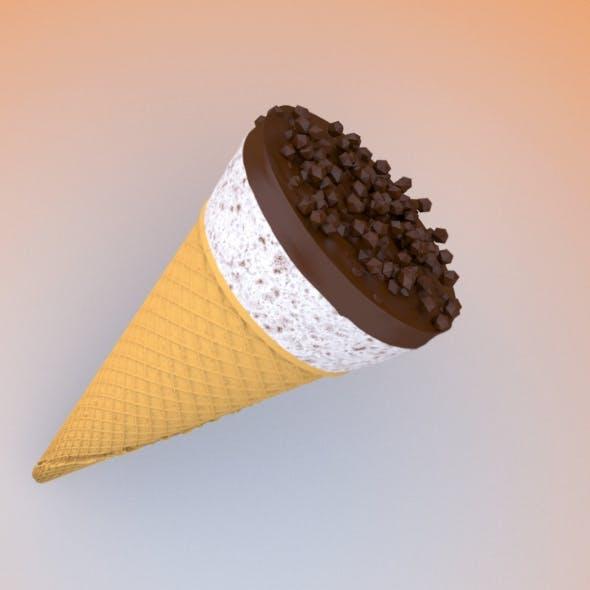 Ice Cream - 3DOcean Item for Sale