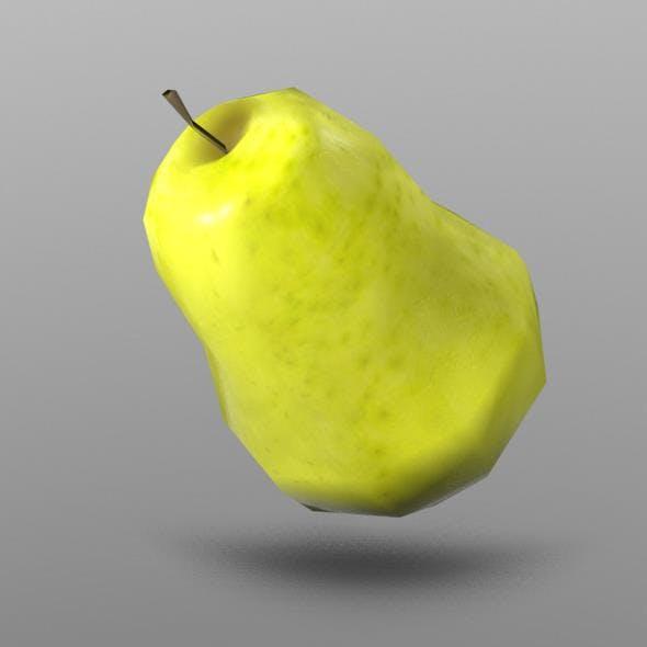 Pear - 3DOcean Item for Sale