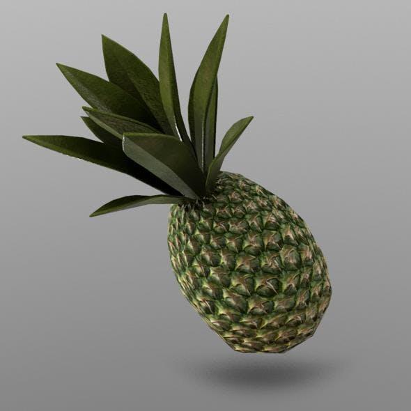 Pineapple - 3DOcean Item for Sale