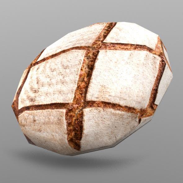 Sourdough Bread - 3DOcean Item for Sale