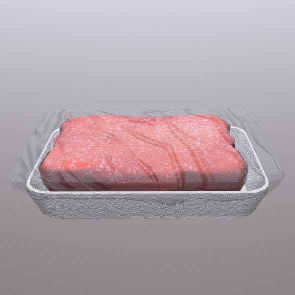 Ground Beef - 3DOcean Item for Sale