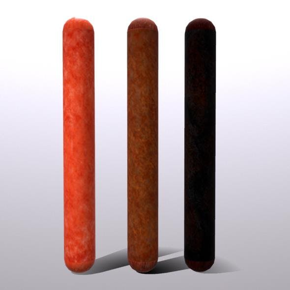 Pepperoni Stick - 3DOcean Item for Sale