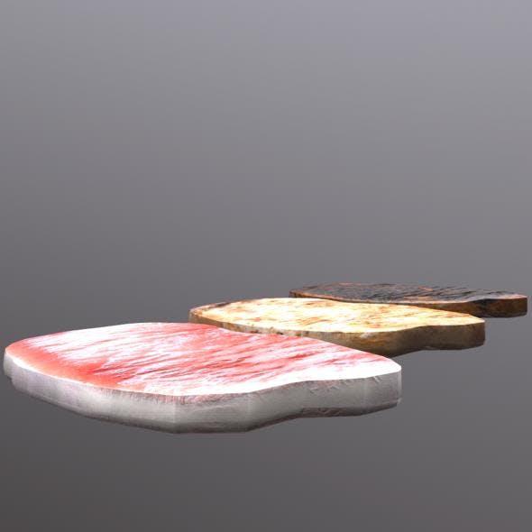 Pork Chop - 3DOcean Item for Sale