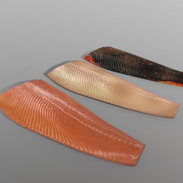 Salmon - 3DOcean Item for Sale
