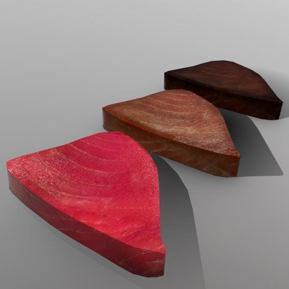 Tuna Steak - 3DOcean Item for Sale