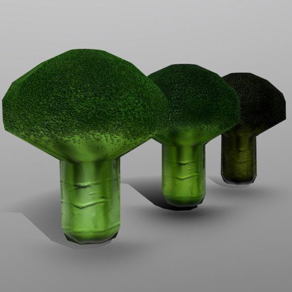 Broccoli - 3DOcean Item for Sale