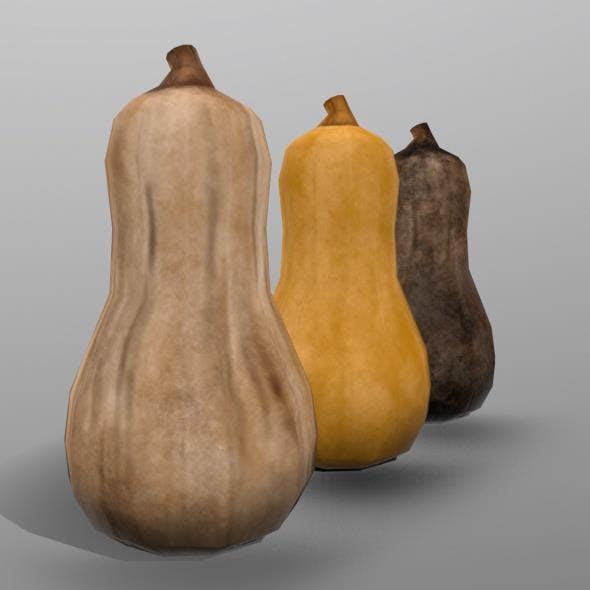 Butternut Squash - 3DOcean Item for Sale