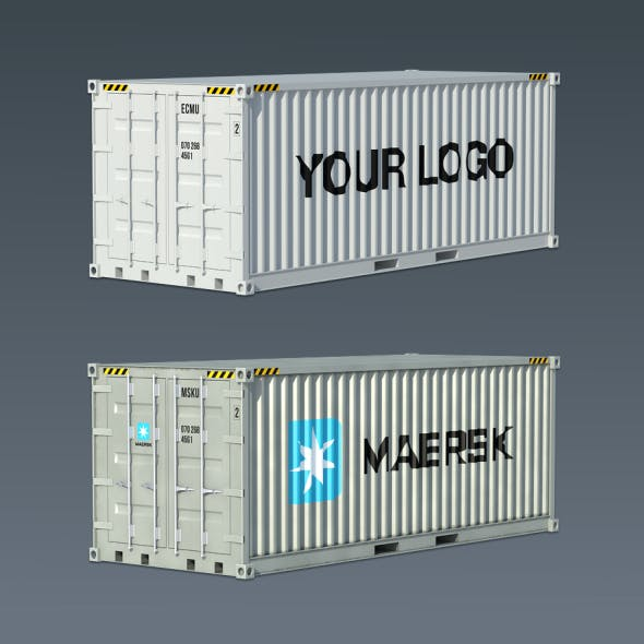 Cargo Container With UV