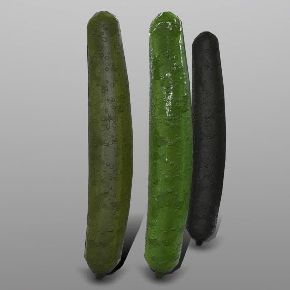 Cucumber - 3DOcean Item for Sale