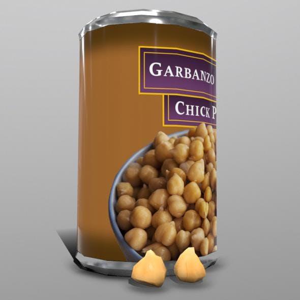 Garbanzo Beans - 3DOcean Item for Sale
