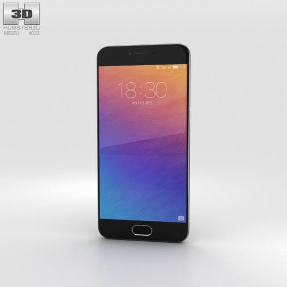 Meizu Pro 6 Gray - 3DOcean Item for Sale