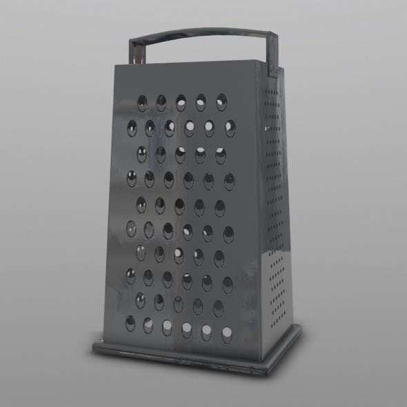 Cheese Grater - 3DOcean Item for Sale