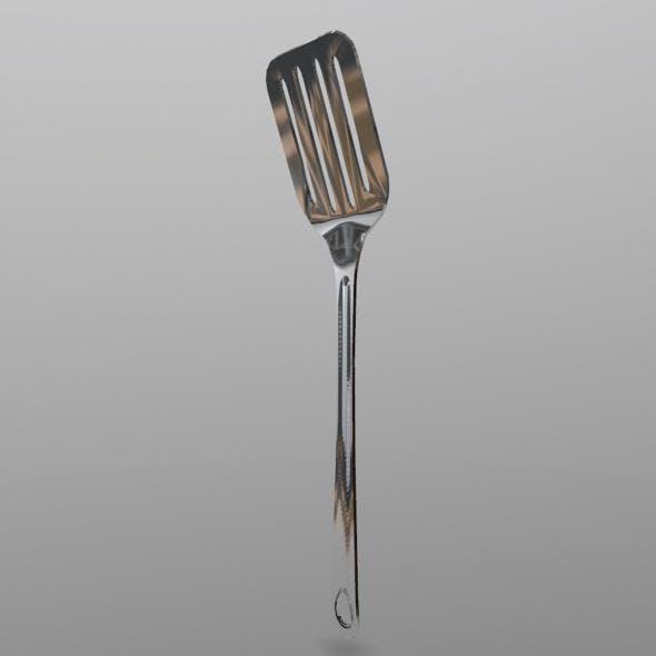 Spatula - 3DOcean Item for Sale