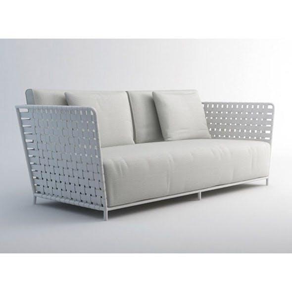 INOUT 801FW sofa - 3DOcean Item for Sale